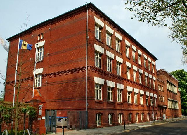 Gemeindeschule Alt Stralau