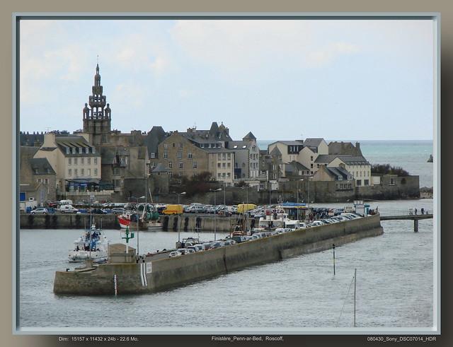 Finistère, Penn-ar-Bed, Roscoff [ʁɔskɔf], Rosko