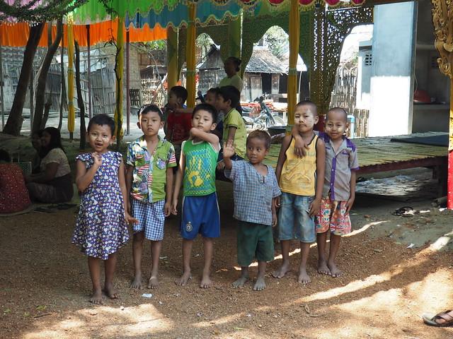 Enfants birmans 2017 - Pensons à eux !