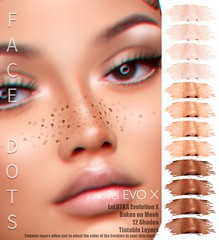 FACE DOTS by KOONZ