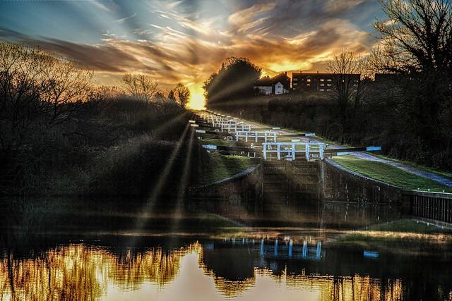 Caen Hill Locks (in Explore 29 March '21)