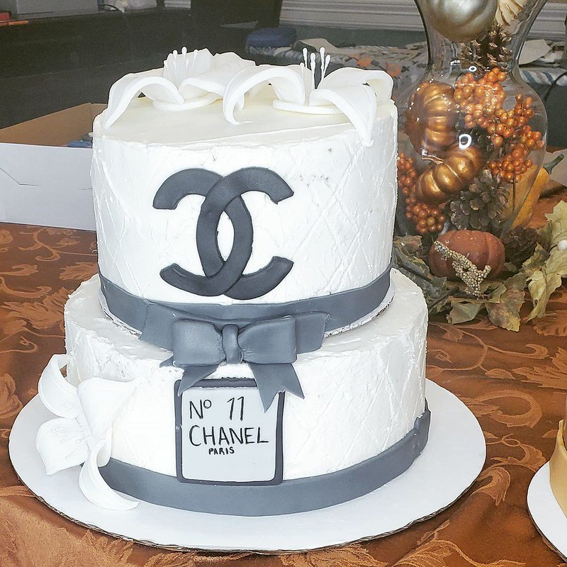 Cake by Sweetie P's Baked Goods