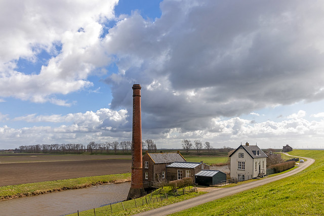 Steam pumping station Poortvliet
