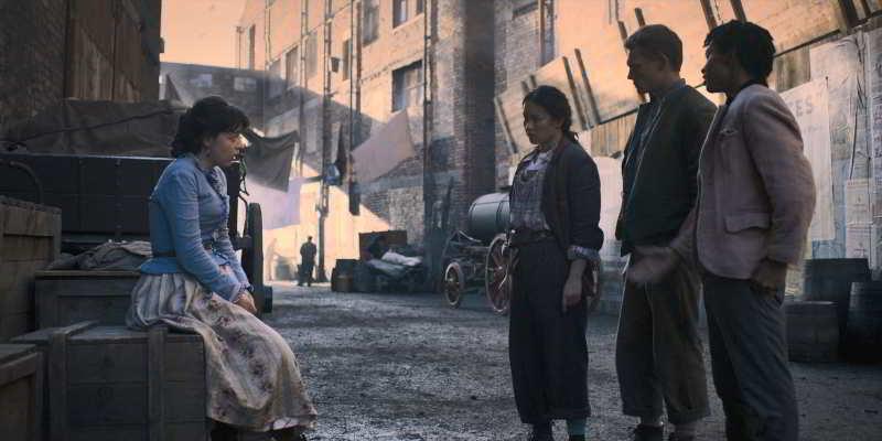 Die Bande aus der Baker Street drehorte