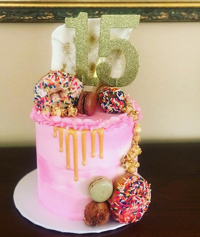 Cake by Cecy's Cakes