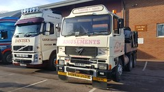 TT TRUCK PHOTOS posted a photo:	Churchdown Extravaganza, Churchdown 18-1-2020. Copyright TT Truckphotos.