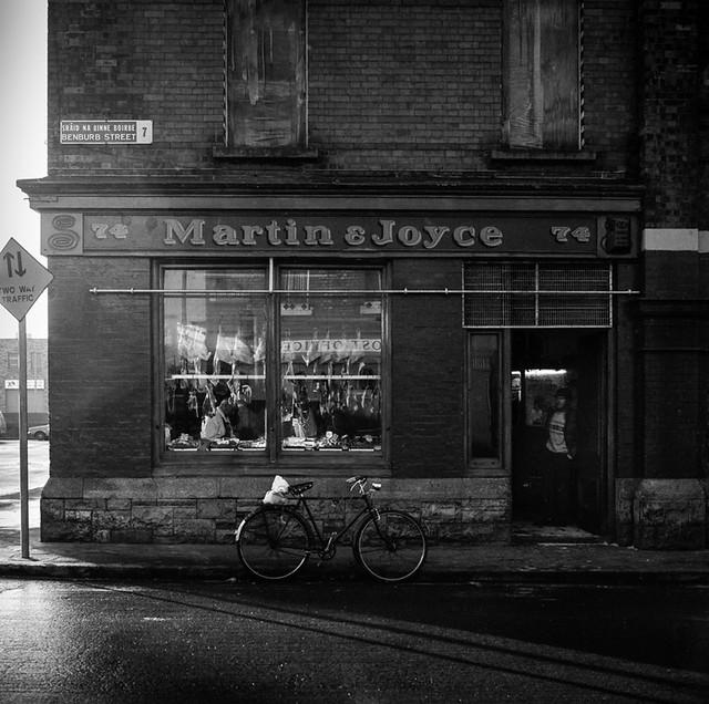 Benburb St Dublin 90,s