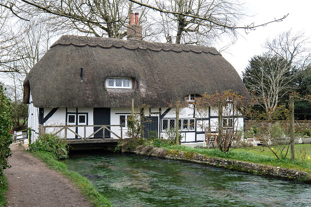 Fulling Mill, New Alresford
