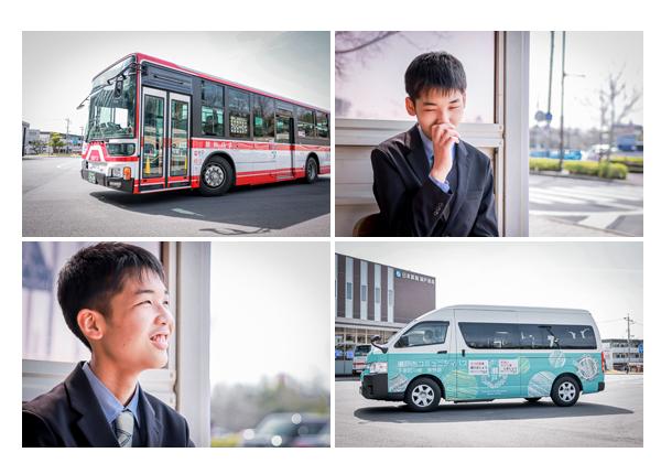 名鉄バスと瀬戸市コミュニティバス