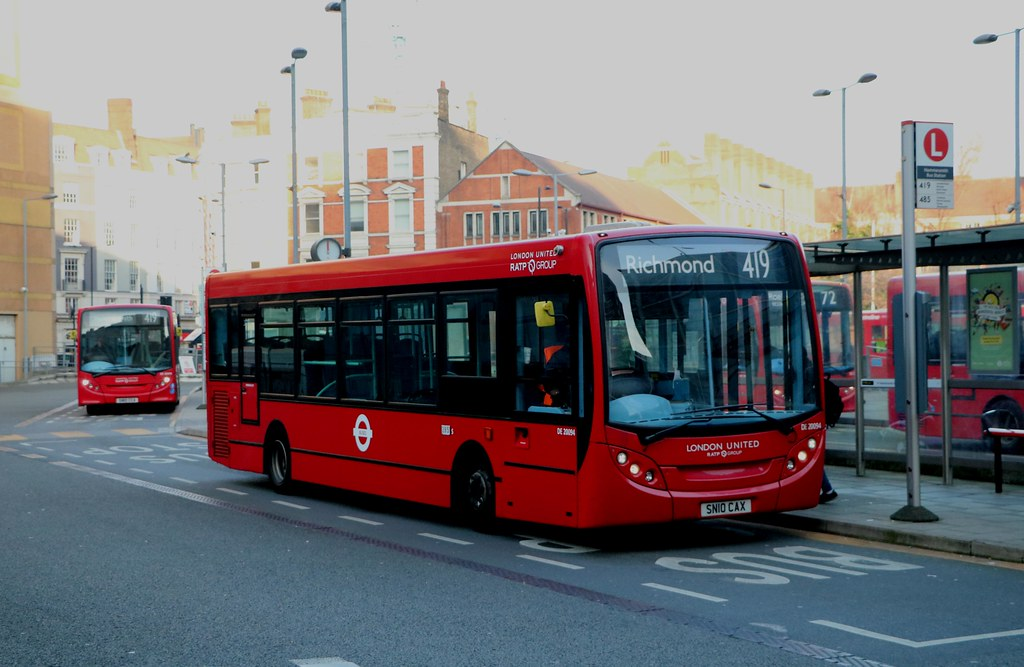 RATP London United - DE20094 - SN10CAX