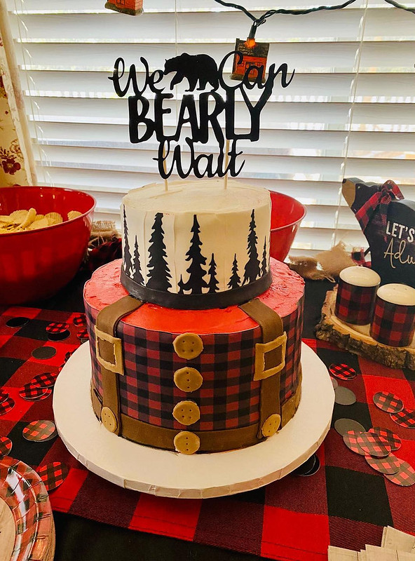 Cake from Treats By Ashh