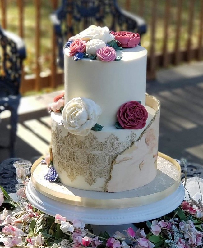 Cake by Sugar Whipped Bakery