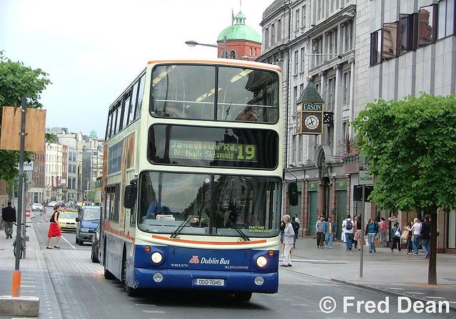 Dublin Bus AV145 (00D70145).