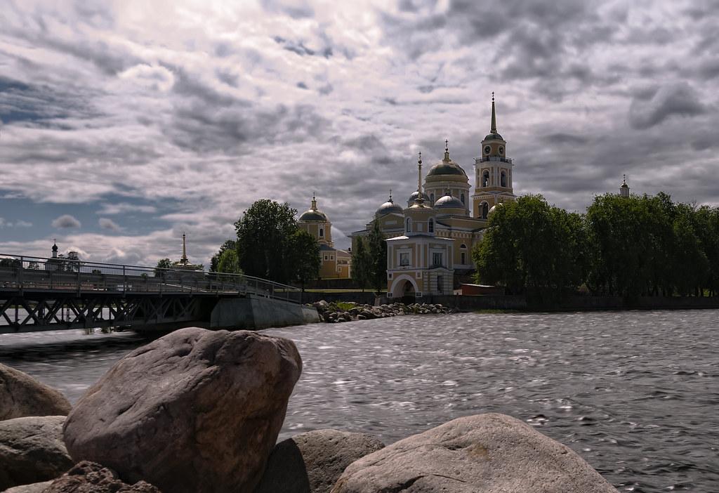 Monastery - Nilova Hermitage