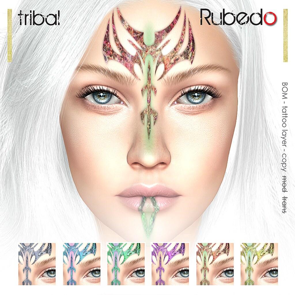 Rubedo tribal