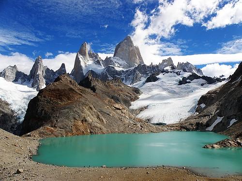 Monte Fitz Roy / Cerro Chalten - El Chalten, Argentina