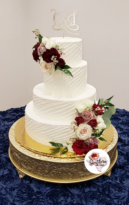 Cake by Southern Girl Cakes