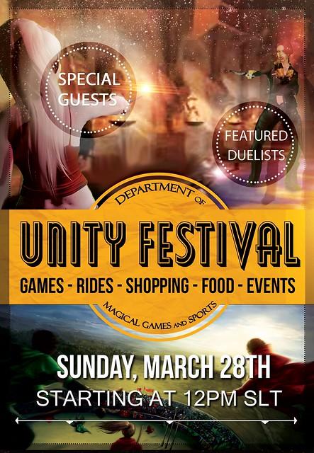 DMGAS Unity Festival
