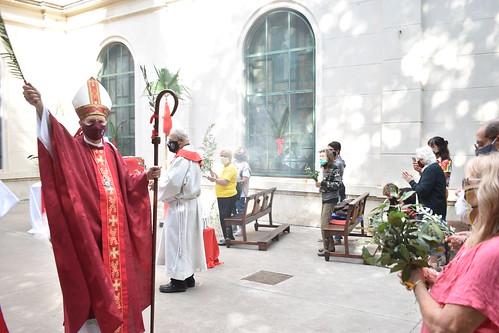 Misa del Domingo de Ramos