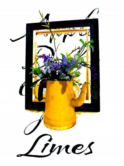 FLOWERS IN MY COFFEE