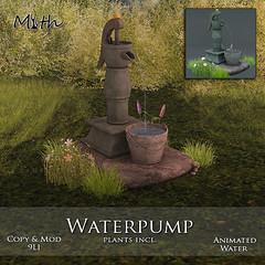 Waterpump Ad