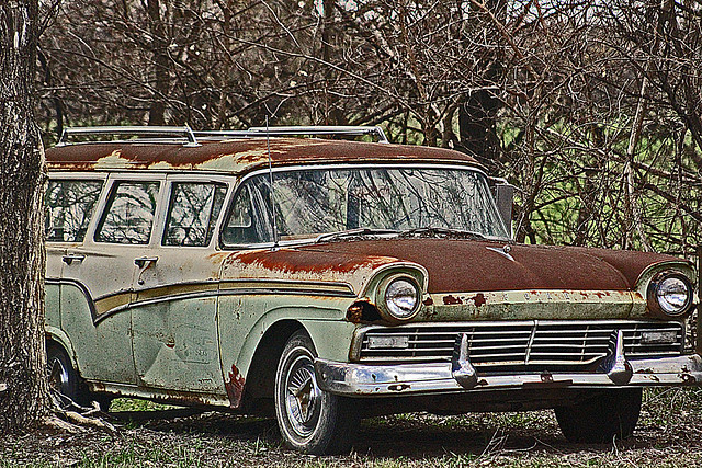 Ford Station Wagon