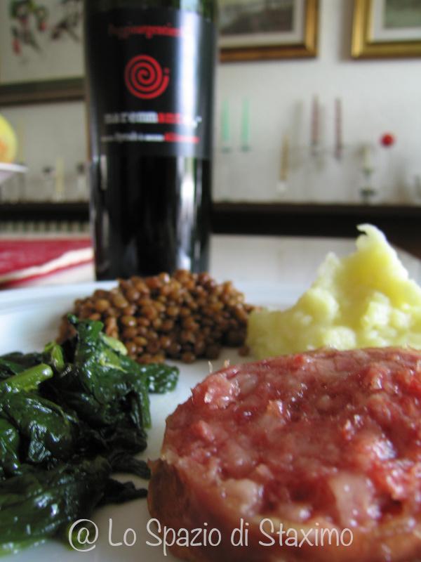 Pranzo di Capodanno 2008