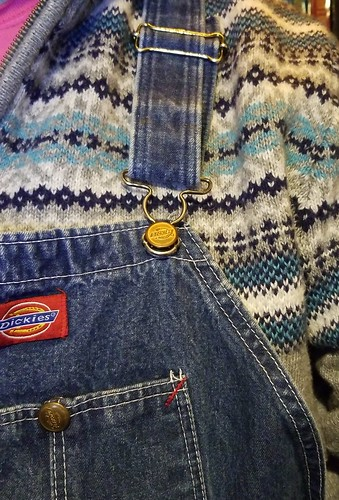 Sweater and bib