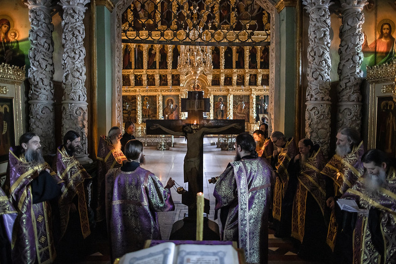 28 Марта 2021, Акафист Страстям Христовым (Пассия) / 28 March 2021, Akathist to the Passion of Christ