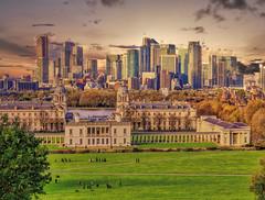 """Skyline"" - Greenwich"