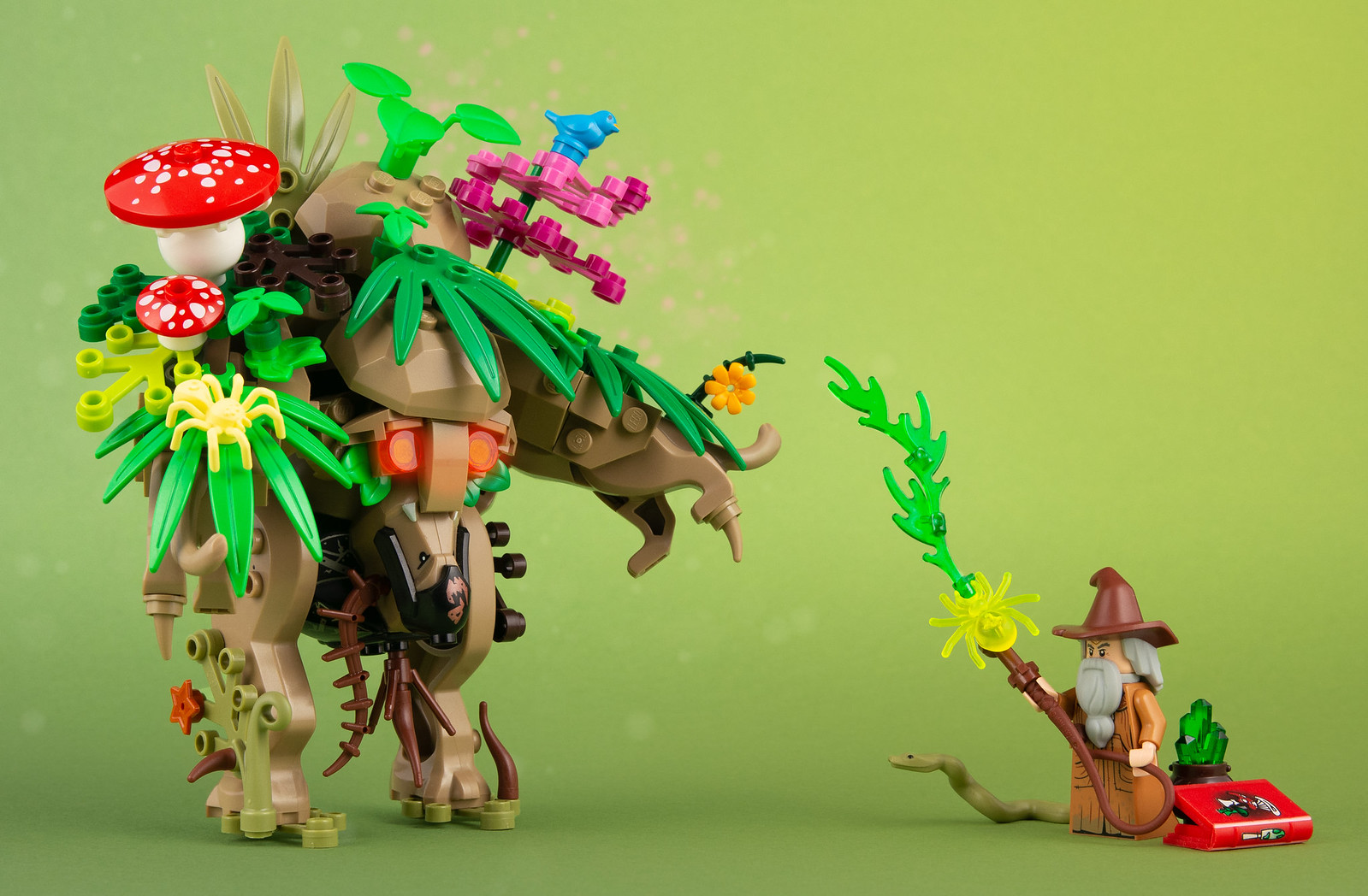 Tree Golem | 101 pieces