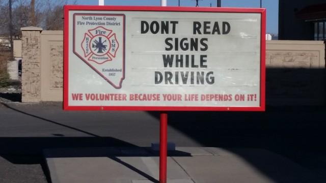 Anti-Sign Sign