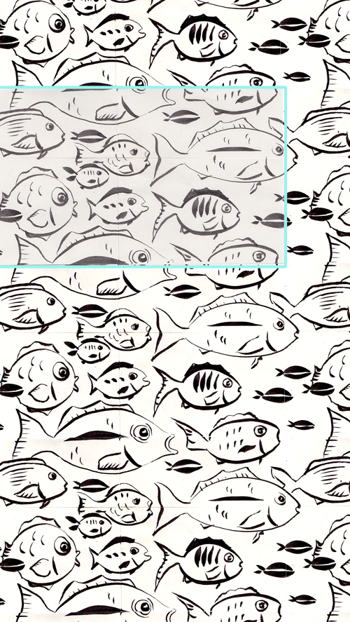 manual repeat fishes