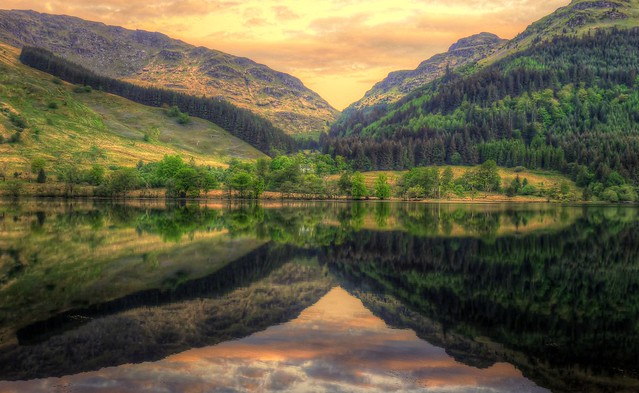 222 Reflections on Loch Eck