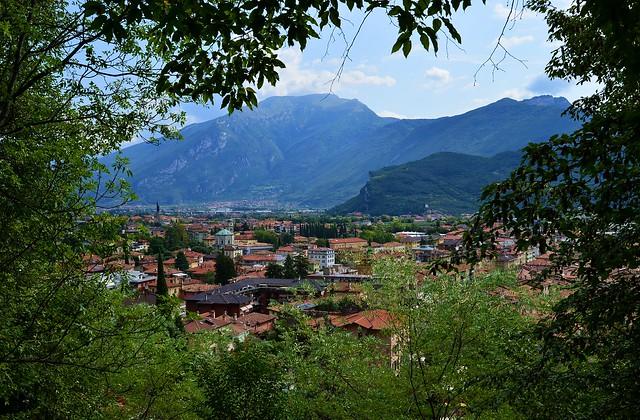 Riva del Garda - Town View