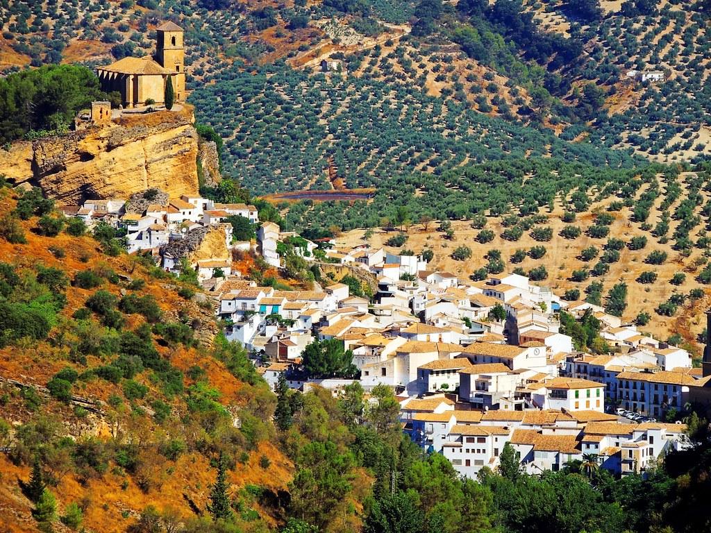 Montefrío (Granada)-  Explore 29/03/2021