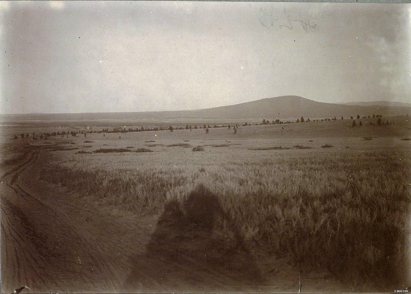 09. Усть-Кирань. Вид на дачные участки кяхтинцев