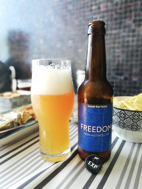 Castelló Beer Factory Freedom