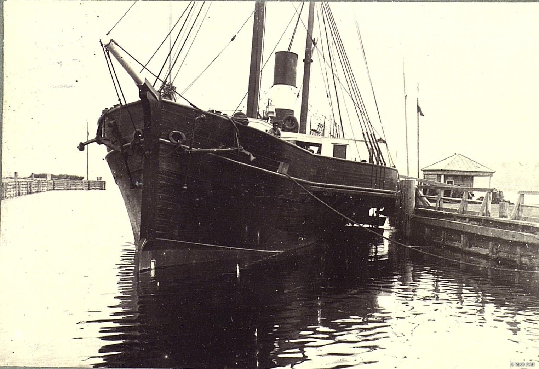 20. Байкальский пароход