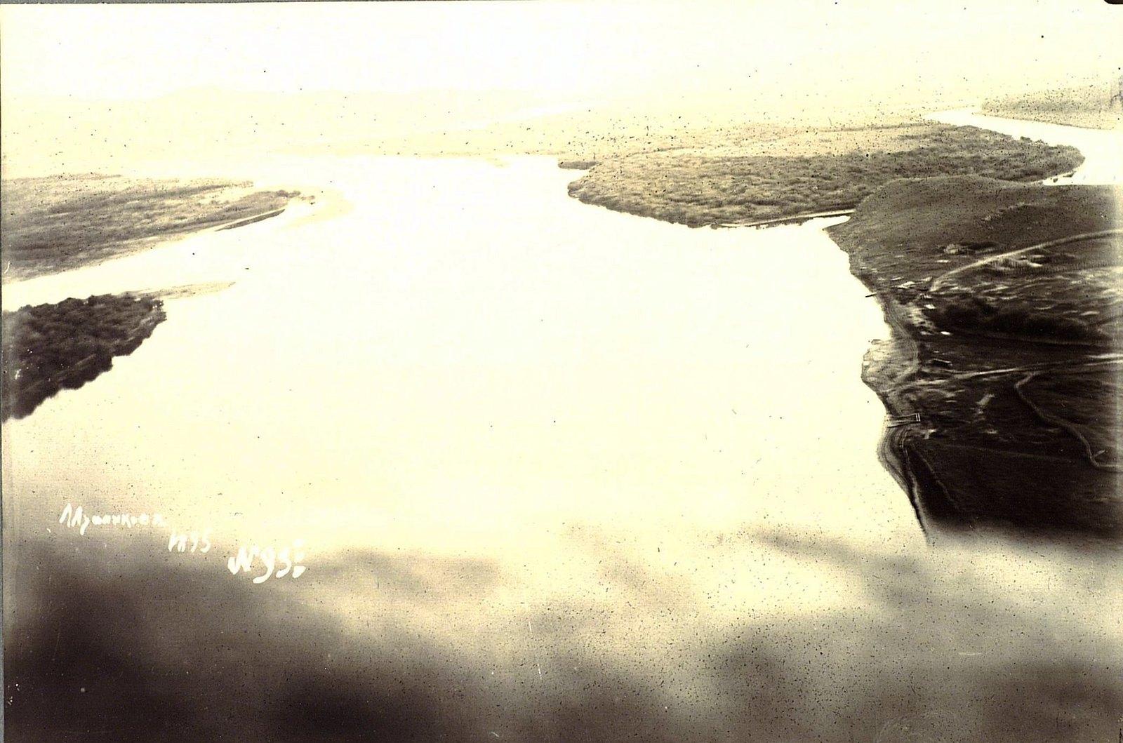 10. Вид на реку Селенгу с Англичанского утеса