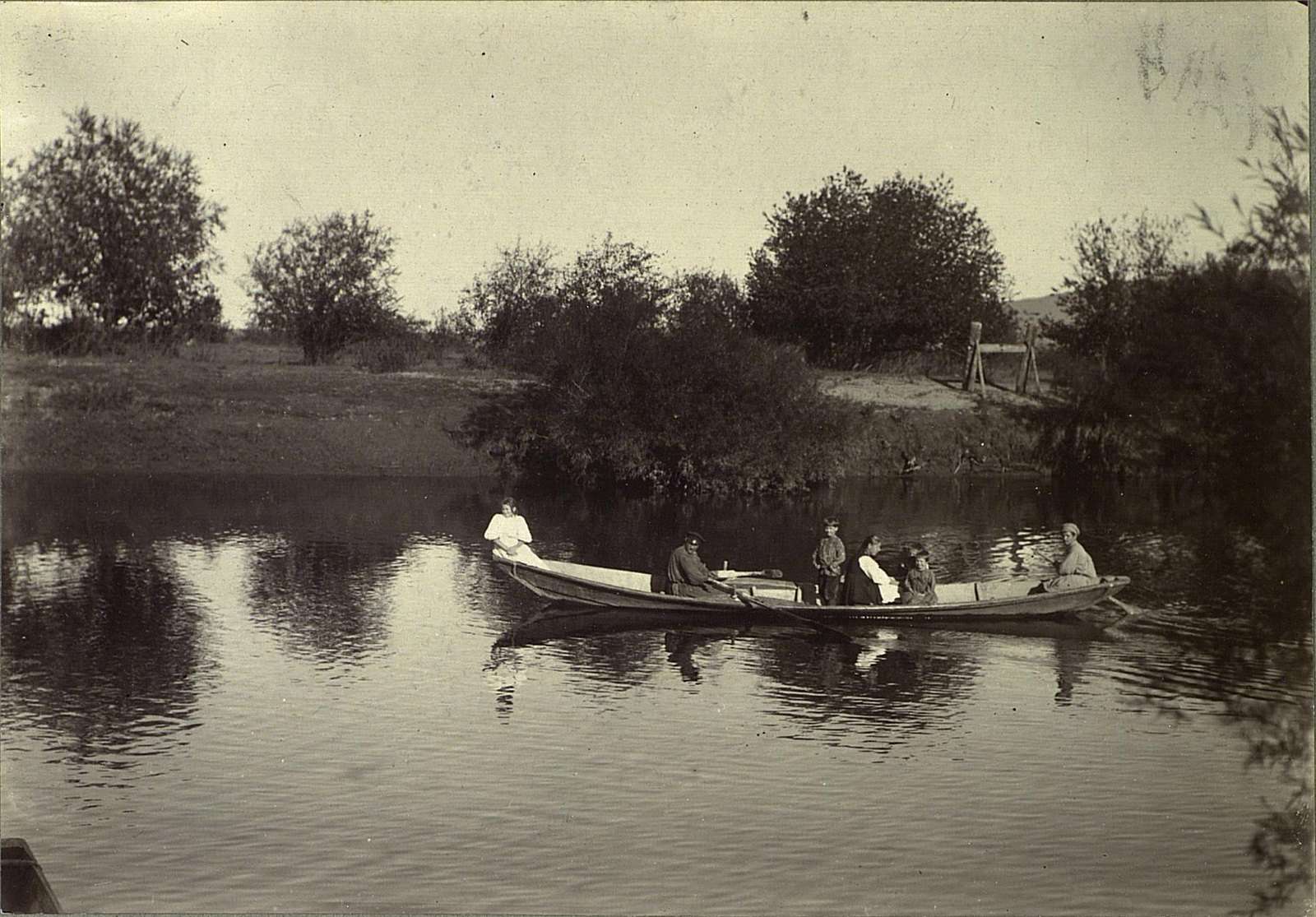 06. Усть-Кирань на реке Чикой (дачи кяхтинцев)