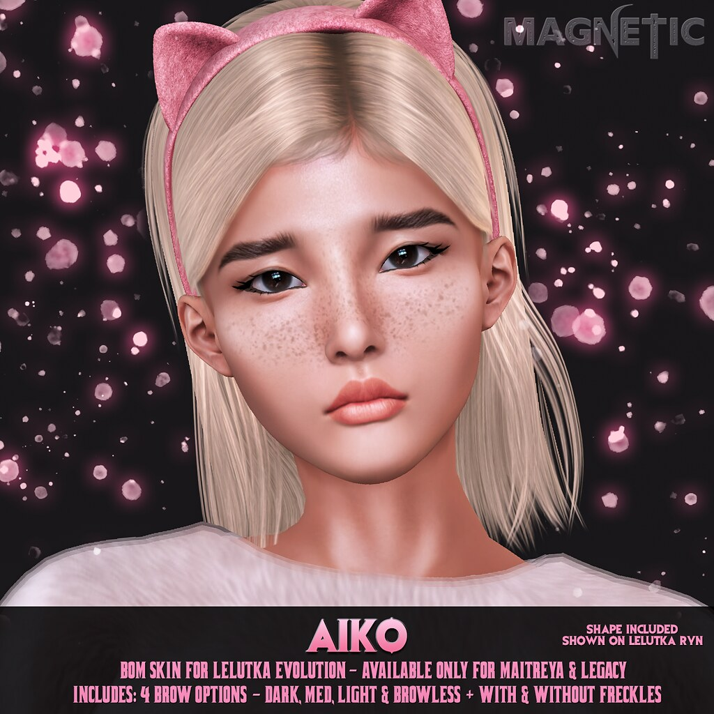 Magnetic - Aiko Skin