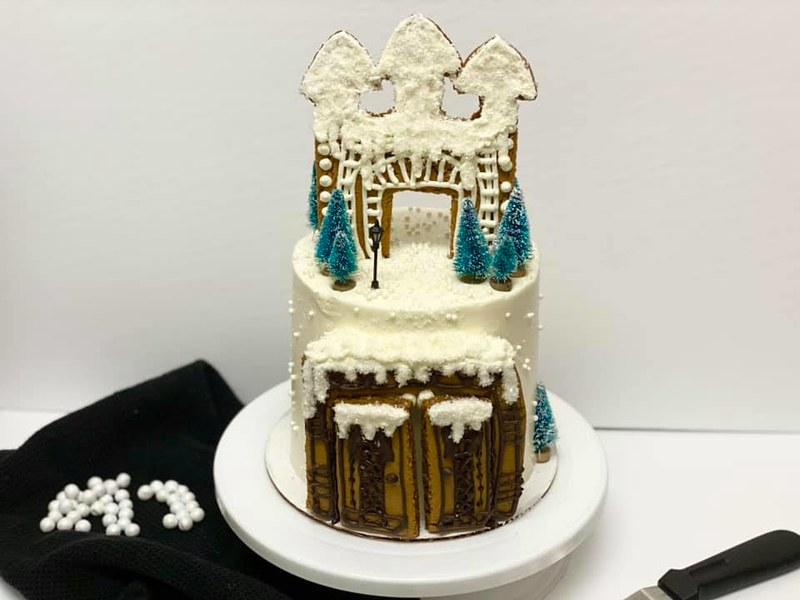 Cake by Lavender Baking