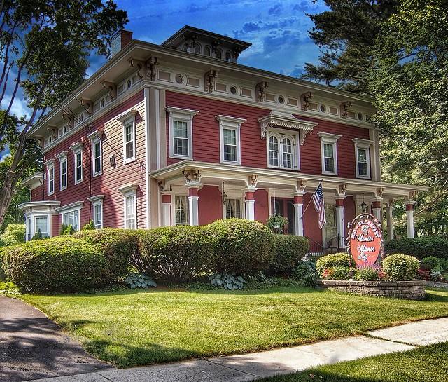 Naples  - New York - Finger Lakes - Monier Manor - Bed & Breakfast