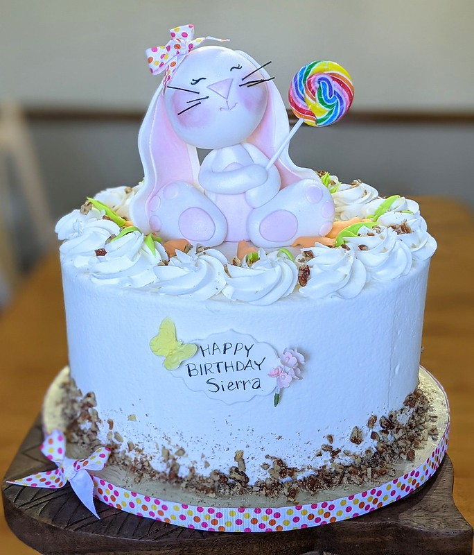 Cake by Sweet Bliss Cakery