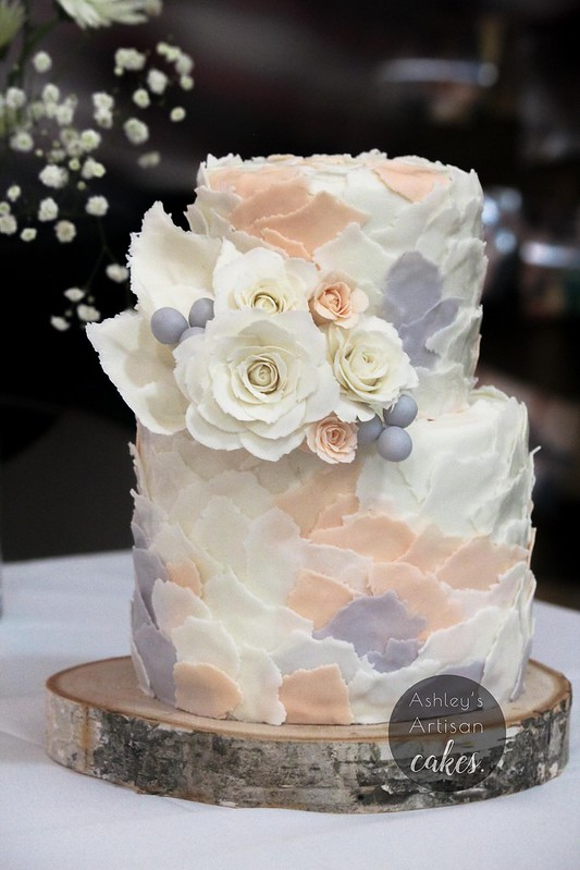Cake by Ashley's Artisan Cakes