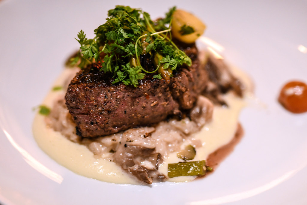 Steak Le Cellier Epcot