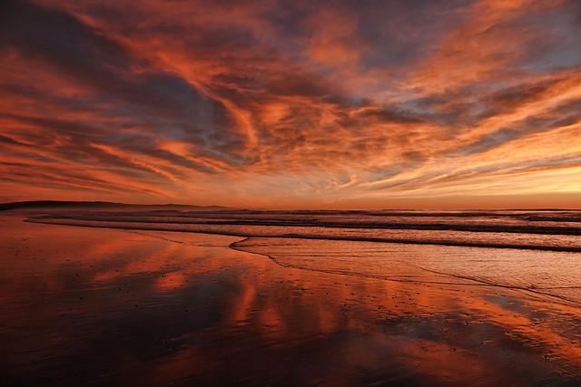Sunrise....