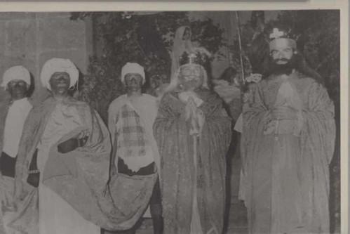 Imagen del archivo fotográfico de la Asociación La Salle de Agüimes