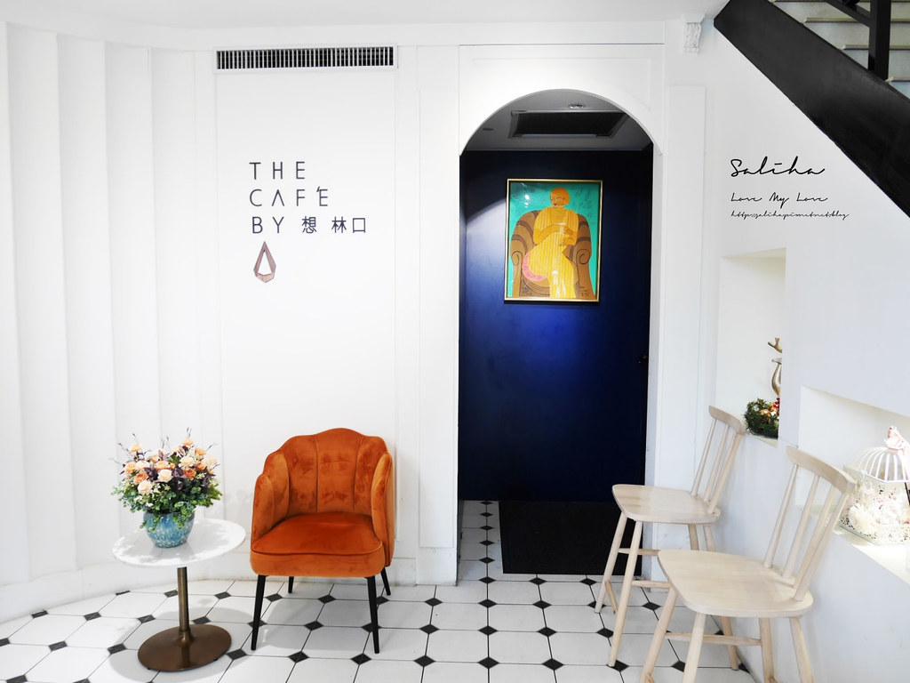 新北The cafe by想林口一日遊行程推薦林口人氣餐廳空中花園咖啡廳好拍IG餐廳 (2)
